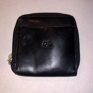Black The Sak Small Wallet
